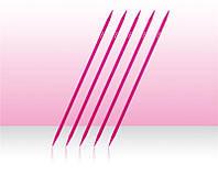 Спицы носочные 20 см Spectra Flair Acrylic KnitPro, 50118, 12.00 мм