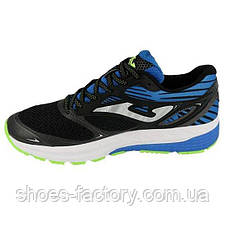 Кроссовки JOMA R.TITANIUM MEN 901 BLACK-BLUE, (Оригинал), фото 3