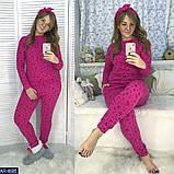 Пижама с повязкой   (размеры 48-60) 0211-16, фото 2