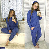 Пижама с повязкой   (размеры 48-60) 0211-16, фото 4