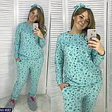 Пижама с повязкой   (размеры 48-60) 0211-16, фото 3