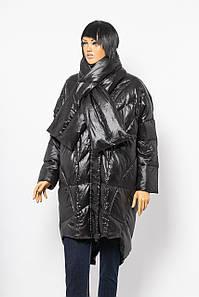 Куртка женская ANOTHER MONTE CERVINO MY552 BLACK PYH+SHARF