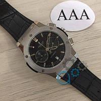 Часы наручные Classic Fusion Chronograph Silver-Black 5828