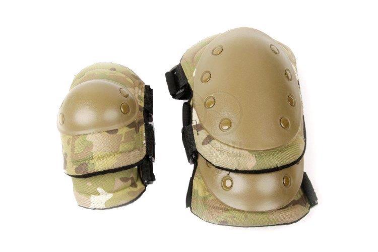 Защитный тактический комплект KP702-CP - CrazySport в Киеве
