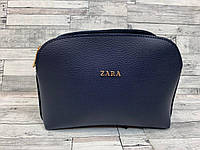 Женский клатч сумка Zara (синий), фото 1