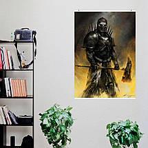 "Постер ""The Devastator"". Destiny 2. Titan class. Размер 60x43см (A2). Глянцевая бумага, фото 2"