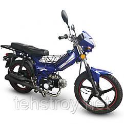 Мотоцикл SPARK SP110C-1WQN (синий,черный,красный) +Доставка бесплатно