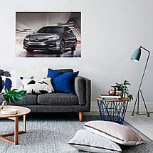 "Постер ""Honda Accord, Хонда Аккорд"". Размер 60x43см (A2). Глянцевая бумага, фото 3"