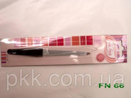 Пилка для ногтей La Rosa перфорированная 66 NF