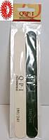 Пилки полировочные для маникюра QPI PROFESSIONAL двухсторонние 2 шт. чёрная и белая гритт 180/240 QPD-415