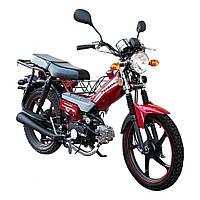 Мотоцикл SPARK SP110C-1WQ (синий,черный,красный) + Доставка бесплатно, фото 1