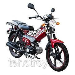 Мотоцикл SPARK SP110C-1WQ (синий,черный,красный) + Доставка бесплатно