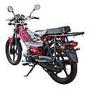 Мотоцикл SPARK SP110C-1WQ (синий,черный,красный) + Доставка бесплатно, фото 4