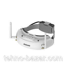 Видеоочки для квадракоптера Eachine EV200D FPV Google glass White