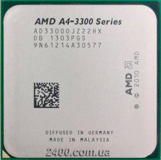 Процессор AMD (AD3300OJZ22HX / AD3300OJZ22GX)