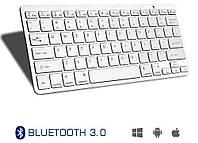 Беспроводная Bluetooth клавиатура BK3001 (Русские клавиши), фото 1