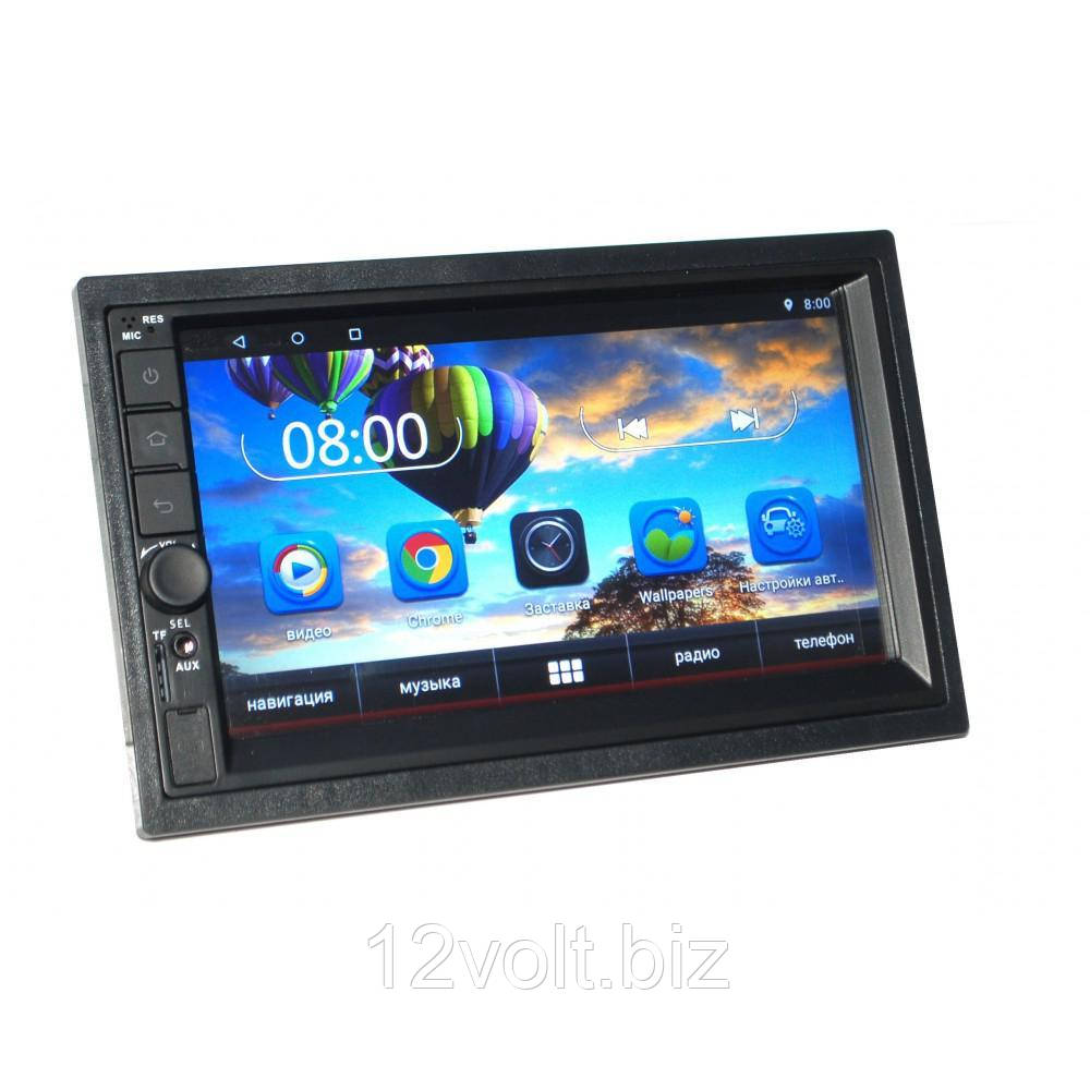 Мультимедиа 2-DIN Baxster BMS-A701 Android 7.1 1/16