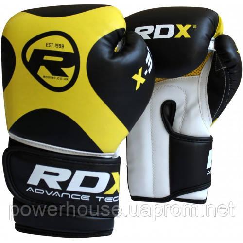 Детские боксерские перчатки RDX Yellow