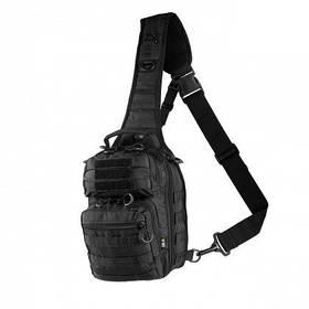 M-Tac сумка Urban Line City Hunter Hexagon Bag черная