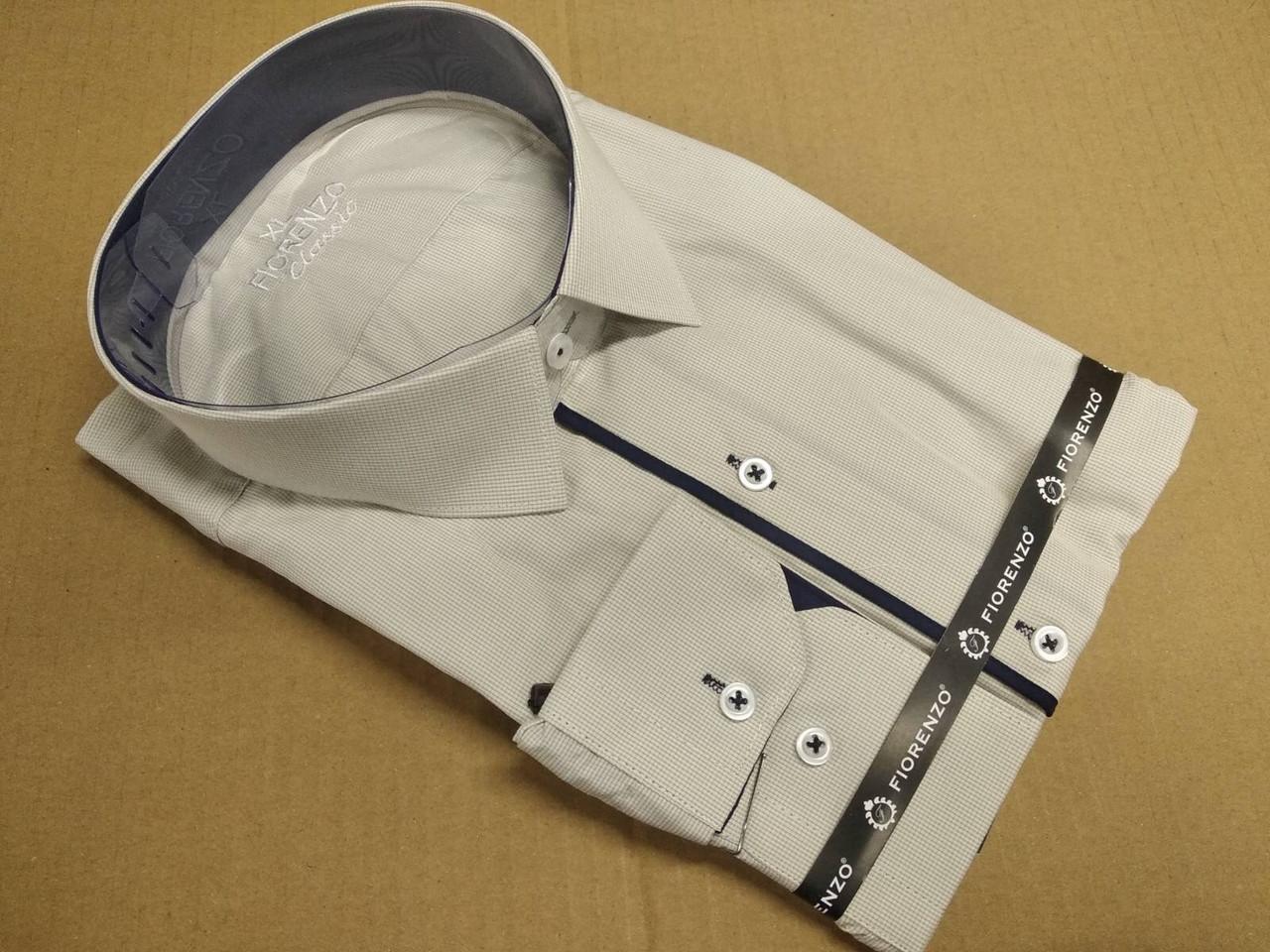 Рубашка  Fiorenzo классического кроя