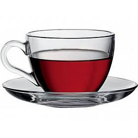 Сервиз чайный Pasabahce Бейсик 200 мл, 12 предметов 97948