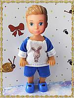 Одежда кукол Симба Еви и Тимми - летний костюм