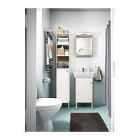 """IKEA """"БОЛМОН"""" Штора для ванной, разноцветный"""