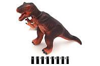 "Динозавр ""T-REX"" ПВХ, в п/е 32*13*24см /48/ (33066-8)"