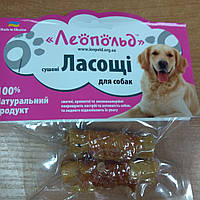 """Ласощі для собак """"рулетик курячий """"2 шт, фото 1"""