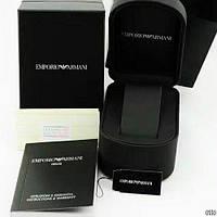 Часы Коробочка фирменная Emporio Armani
