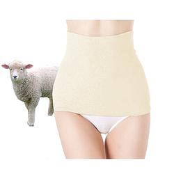 """Пояс лікувально-зігріваючий з овечої вовни """"Nebat"""" розмір 52"""