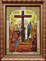 Воздвижение креста господнего 30х40см