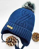 Зимняя шапка на мальчика(3-5 лет), фото 1