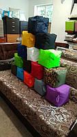 Бескаркасный пуф Делюкс Детский 25х25х25 см.пуфік,пуфікі,пуфик,пуфики, фото 7