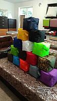 Бескаркасный пуф Делюкс Детский 25х25х25 см.пуфік,пуфікі,пуфик,пуфики, фото 9