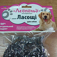 """Ласощі для собак """"сушені ласощі мясний мікс """"60 грамм, фото 1"""