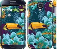 "Чехол на Samsung Galaxy S4 i9500 Тропики ""2852c-13"""