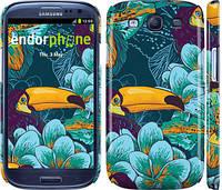 "Чехол на Samsung Galaxy S3 i9300 Тропики ""2852c-11"""