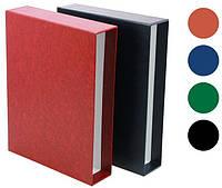 Футляр к альбому для марок SAFE - красный
