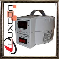 Однофазный стабилизатор напряжения LUXEON 05 AVR-500 D (белый)