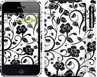 """Чехол на iPhone 3Gs Узор 75 """"2844c-34"""""""