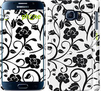 "Чехол на Samsung Galaxy S6 G920 Узор 75 ""2844c-80"""