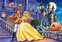 Пазлы MAXI Золушка и принц Castorland на 40 элеменов, фото 1
