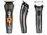 Універсальний чоловічий тример Kemei А 580 7в1 для бороди вусів, носа і тіла машинка для стрижки електробритва, фото 8