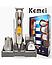 Універсальний чоловічий тример Kemei А 580 7в1 для бороди вусів, носа і тіла машинка для стрижки електробритва, фото 4