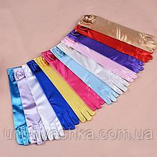 Перчатки нарядные подростковые и взрослые