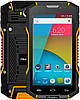 Защищенный мобильный телефон Huado HG06 orang  2 сим 6000mAh