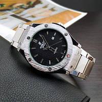 Часы наручные Classic Fusion Silver-Black New