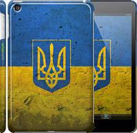 """Чехол на iPad mini 2 (Retina) Флаг и герб Украины 2 """"378c-28"""""""