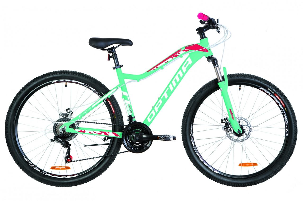 Велосипед 27,5 OPTIMABIKES ALPINA DD 2019